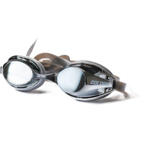 Colting Wetsuits Race Goggles, smokey grey